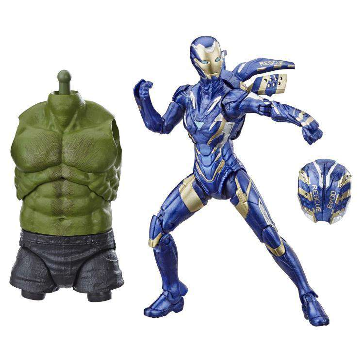 Avengers: Endgame Marvel Legends Rescue (Hulk BAF) - Wave 2