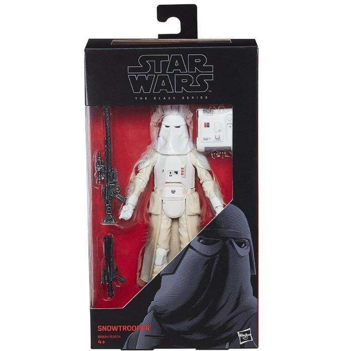 Star Wars Black Series Wave 18 - Snowtrooper
