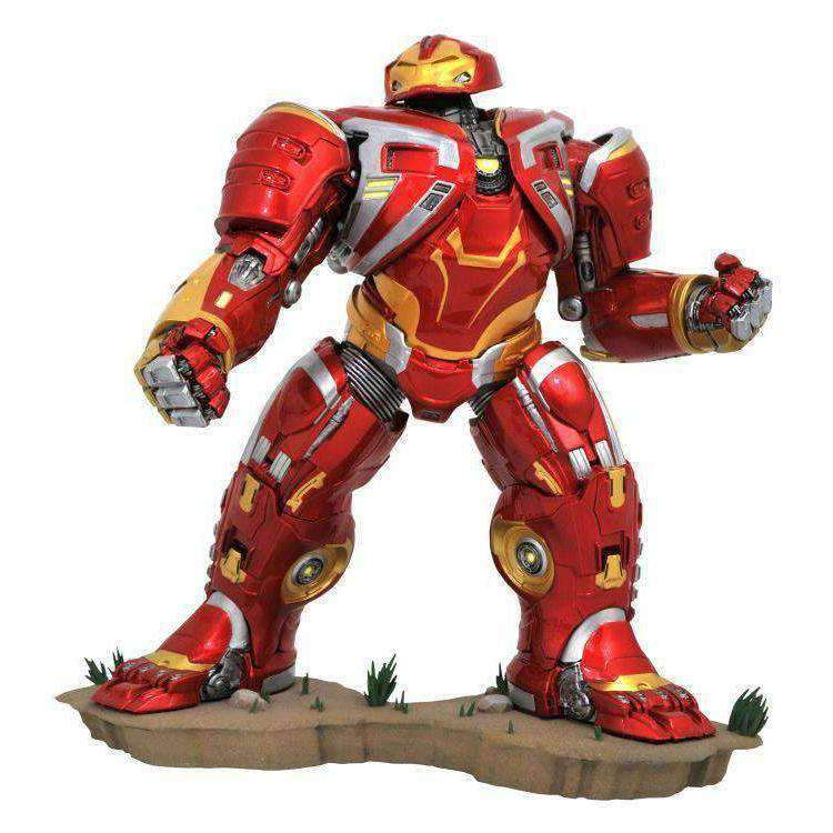 Avengers: Infinity War Gallery Hulkbuster Mark II (Deluxe) Figure - MAY 2019