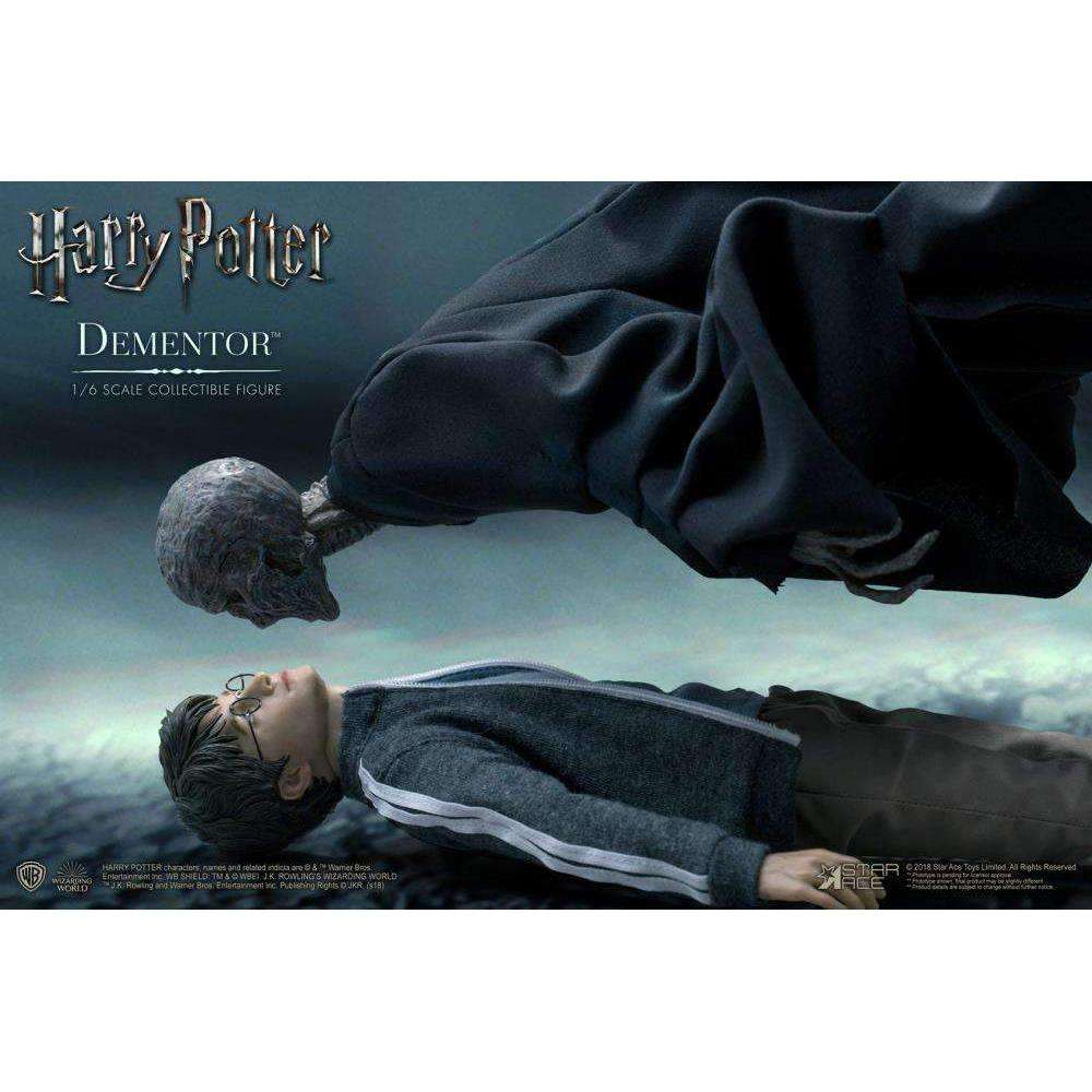 Harry Potter and the Prisoner of Azkaban Dementor (Deluxe) 1/6 Scale Figure - APRIL 2019