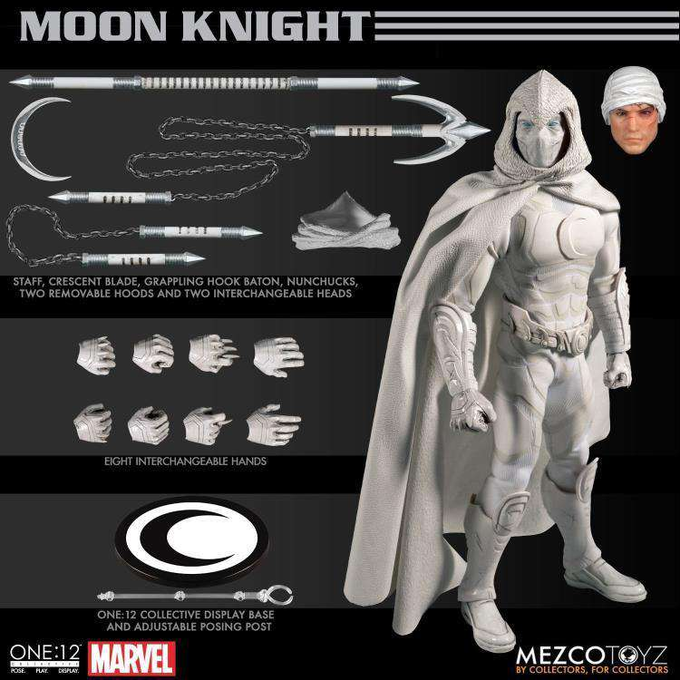 Marvel One:12 Collective Moon Knight - Q4 2019