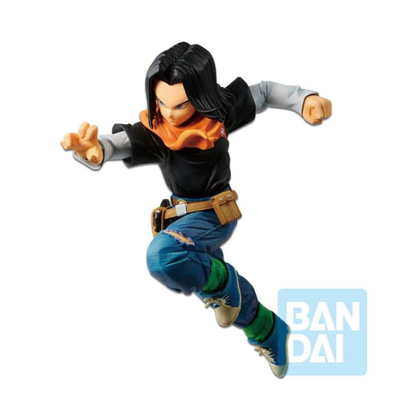 Dragon Ball FighterZ Android 17 Prize Figure - April 2019