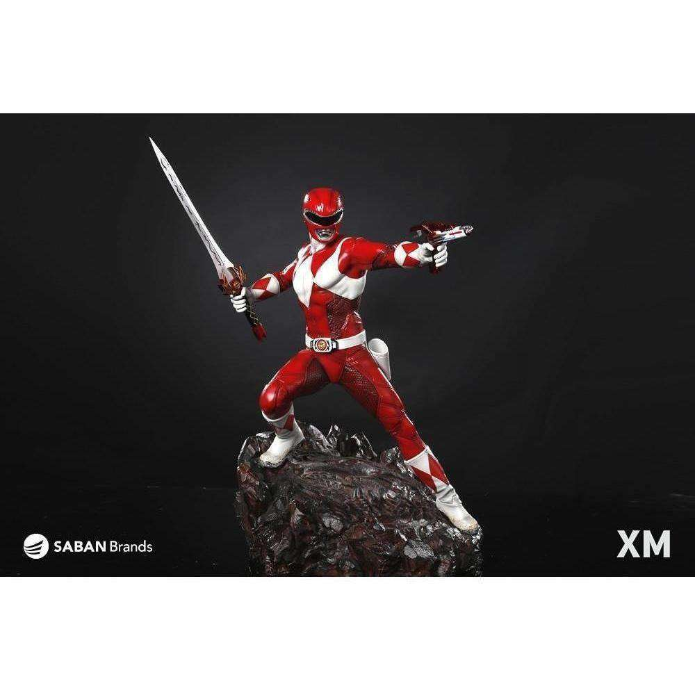 Mighty Morphin Power Rangers Premium Collectibles Red Ranger Statue - Q4 2018