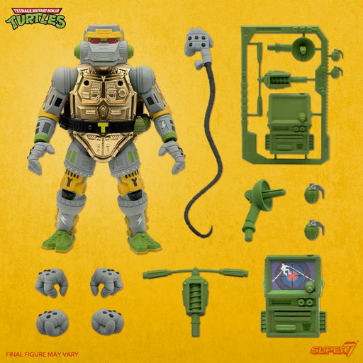 Teenage Mutant Ninja Turtles Ultimates Metalhead 7-Inch Action Figure - JUNE 2021
