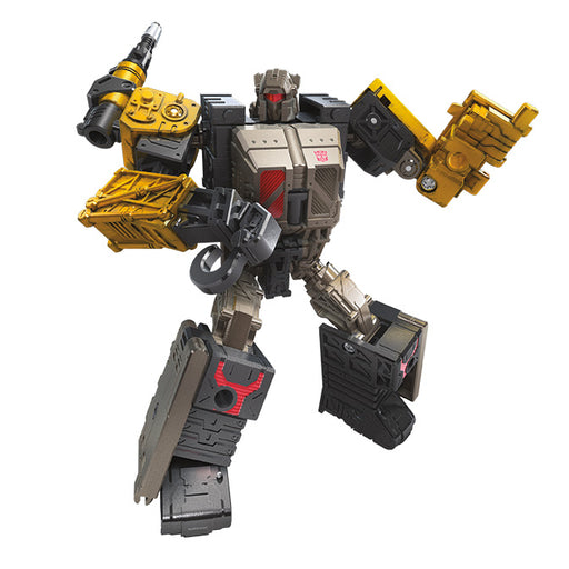 Transformers Generations War For Cybertron Earthrise Deluxe Wave 1 - Ironworks