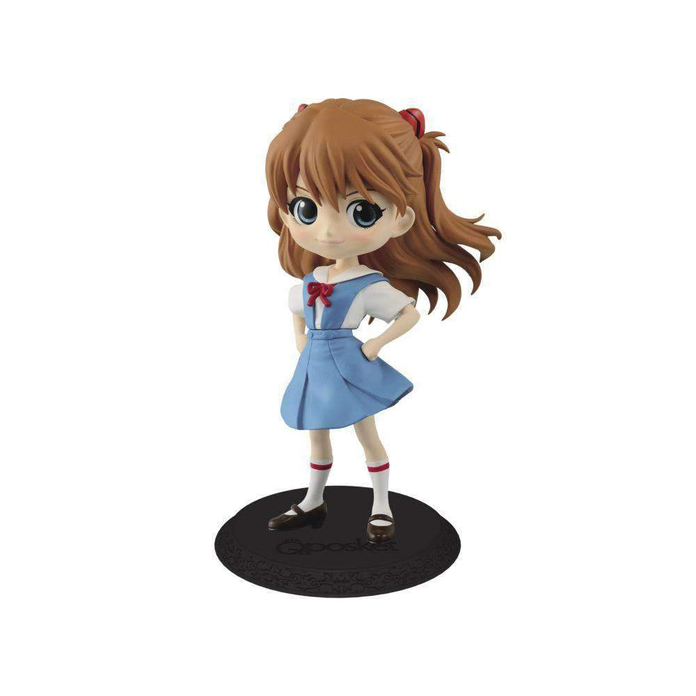 Evangelion Q Posket Asuka Shikinami Langley (Ver. A) - AUGUST 2019