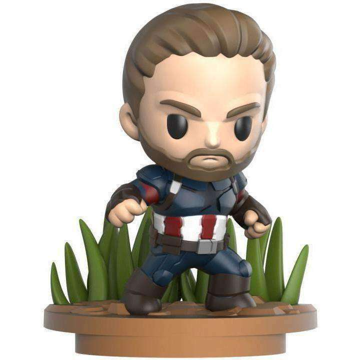 Avengers: Infinity War Podz Captain America Figure - MAY 2019