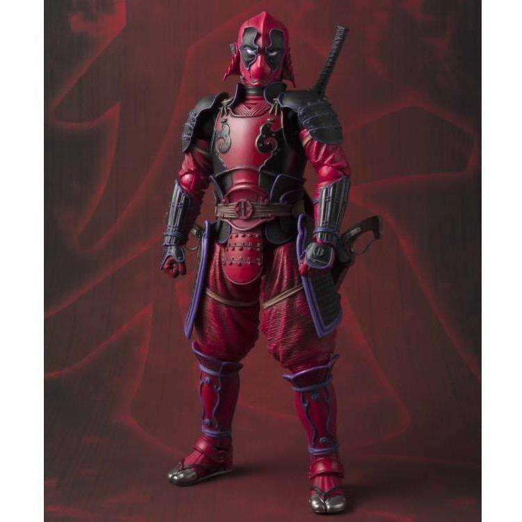 Marvel Mei Sho Manga Realization Samurai Deadpool