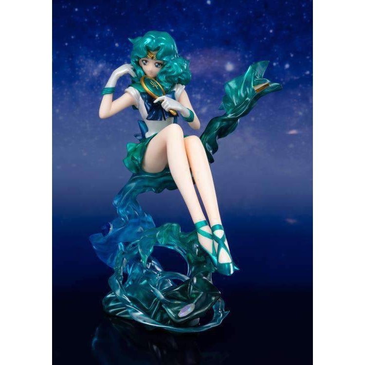 Sailor Moon FiguartsZERO Chouette Sailor Neptune - OCTOBER 2019
