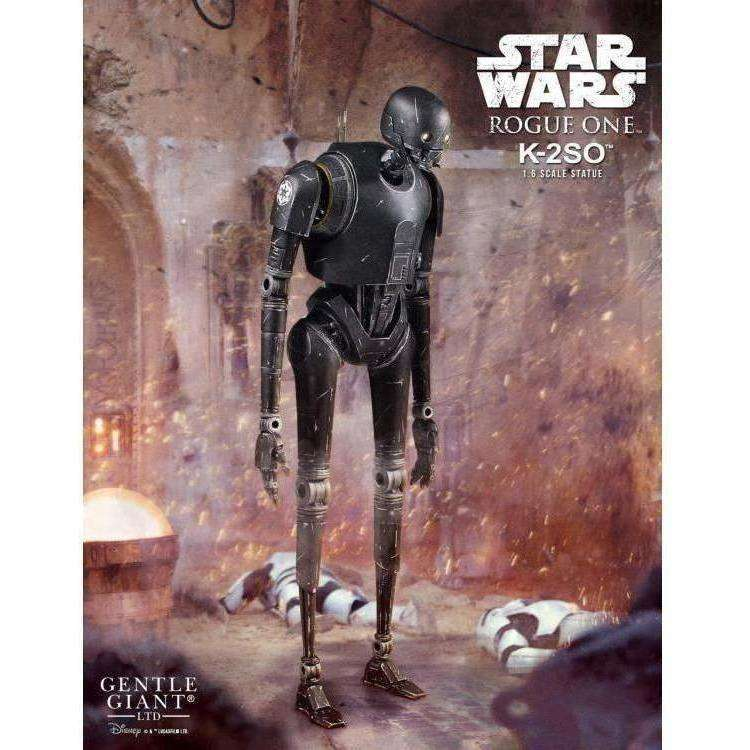 Star Wars K-2SO (Rogue One) 1/6 Scale Statue - Q4 2018