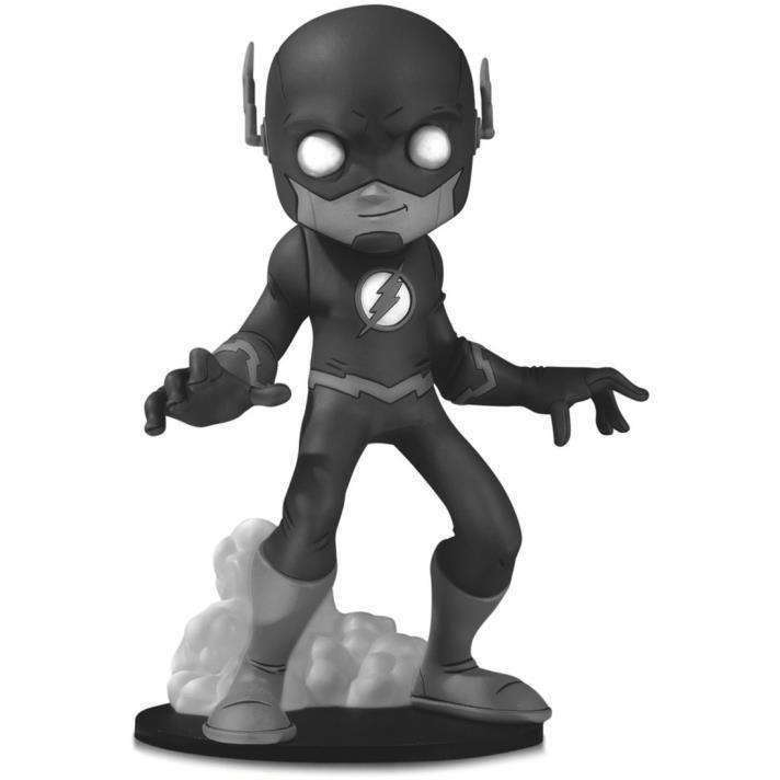 DC Artist Alley The Flash (Black & White) Statue (Chris Uminga) - FEBRUARY 2019
