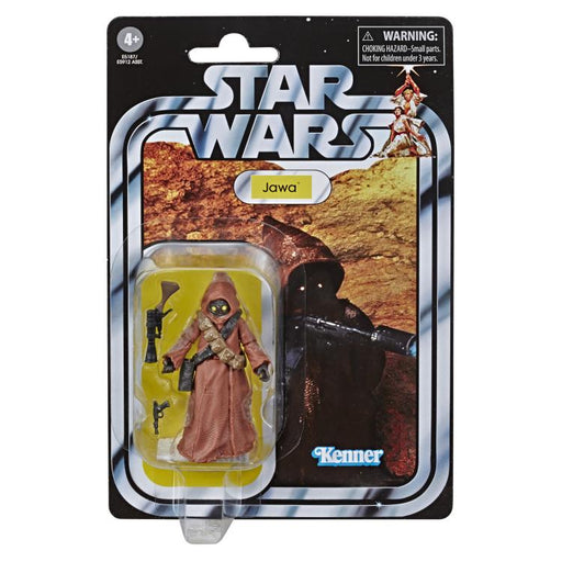 Star Wars The Vintage Collection Wave 2 (ROS) - Jawa - (BACKORDERED) JANUARY 2020