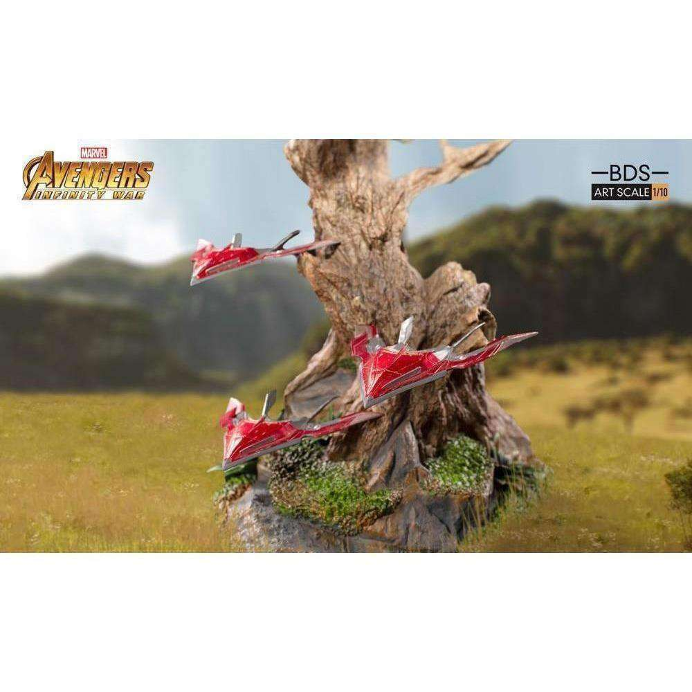Avengers: Infinity War Battle Diorama Series Falcon 1/10 Art Scale Statue - Q2 2019