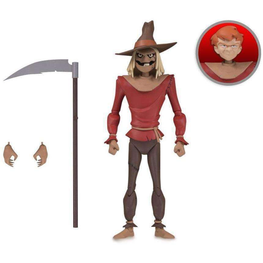 Batman: The Animated Series Scarecrow Figure - AUGUST 2018