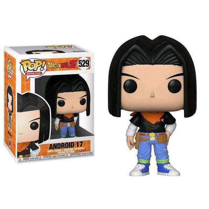 Pop! Animation: Dragon Ball Z Android 17 - MAY 2019