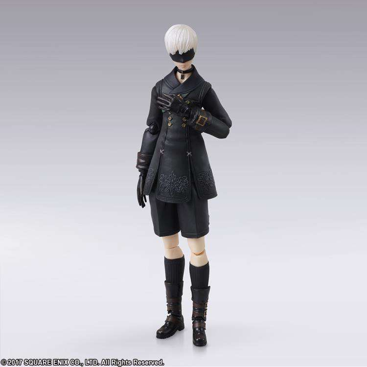 NieR: Automata Bring Arts 9S (YoRHa No.9 Type S) - MAY 2019