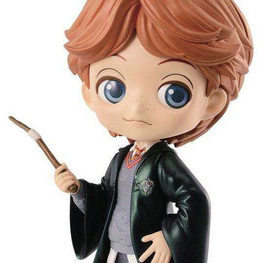 Harry Potter Q Posket Ron Weasley (Pearl Ver.) - FEBRUARY 2019
