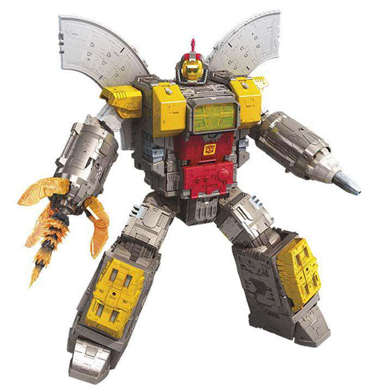 Transformers War for Cybertron: Siege Titan Omega Supreme - AUGUST 2019