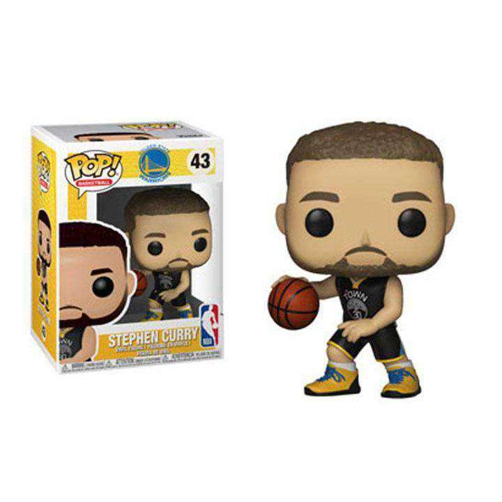 Pop! NBA: Golden State Warriors - Stephen Curry - Q2 2019