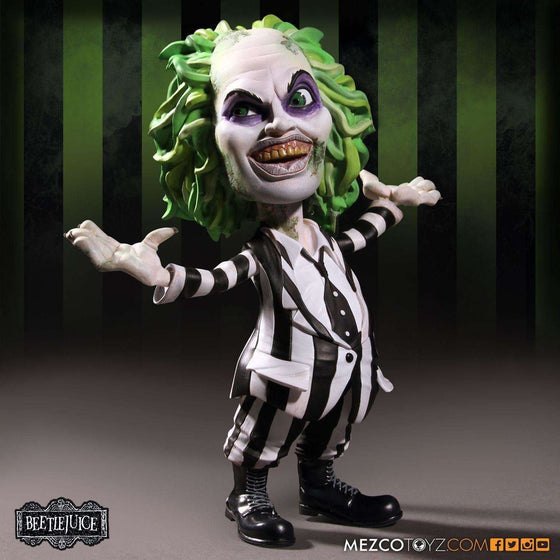 "Beetlejuice 6"" Stylized Vinyl Figure"