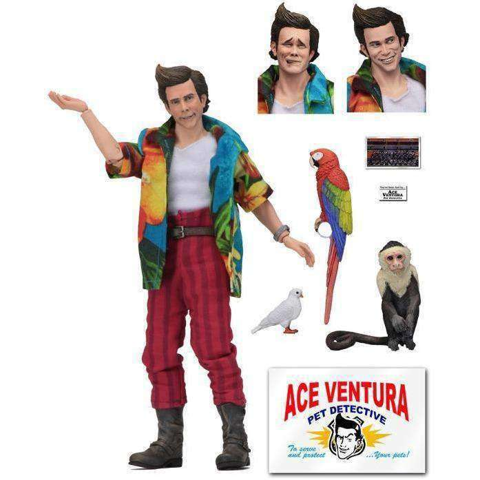 Ace Ventura: Pet Detective Ace Ventura Action Figure - JANUARY 2019