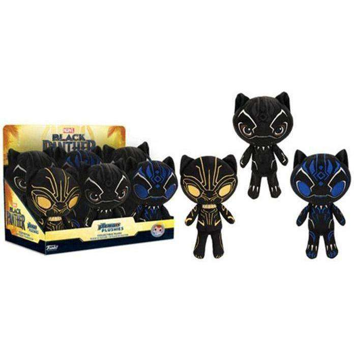 Hero Plushies: Black Panther Box of 6 - December 2018