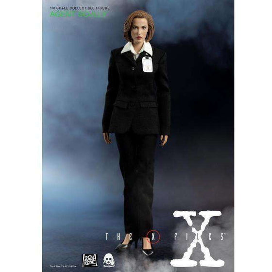 The X-Files Agent Scully (Deluxe) 1/6 Scale Collectible Figure - Q2 2019