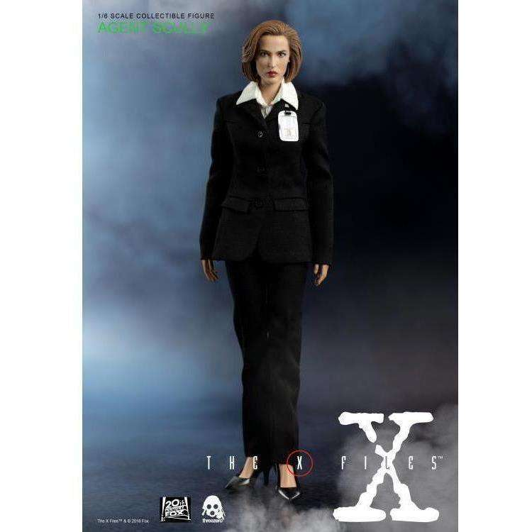 The X-Files Agent Scully (Deluxe) 1/6 Scale Collectible Figure - Q4 2018