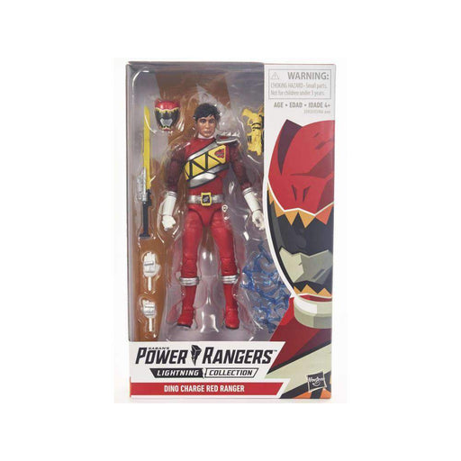 Power Rangers Dino Charge Lightning Collection Red Ranger