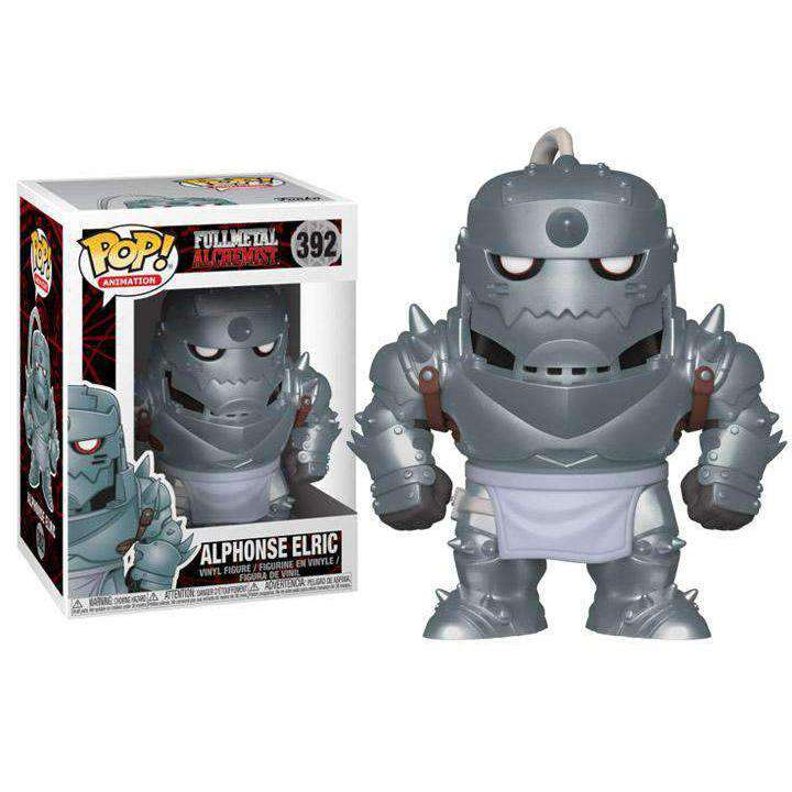 Pop! Animation: Fullmetal Alchemist - Alphonse Elric - MAY 2019