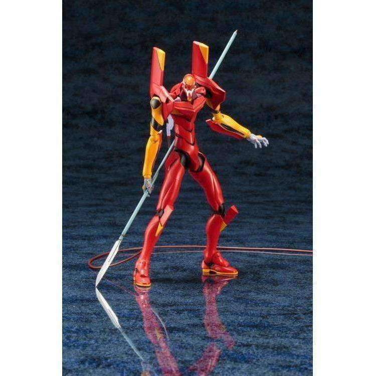 Neon Genesis Evangelion Unit-02 (TV Ver ) Model Kit - AUGUST 2019