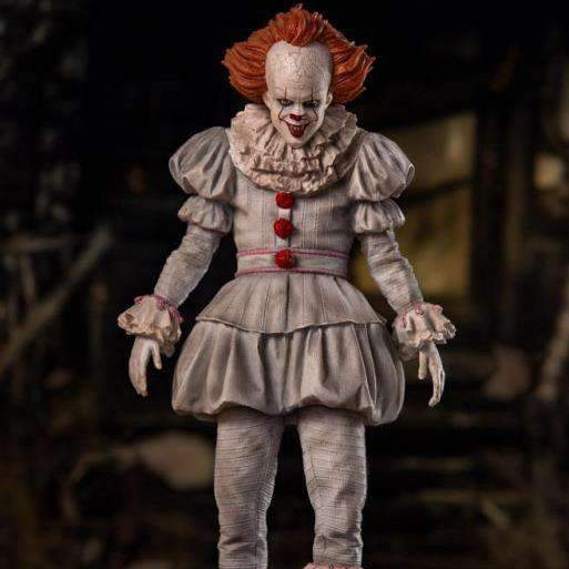 It Pennywise 1/10 Art Scale Statue - Q2 2019