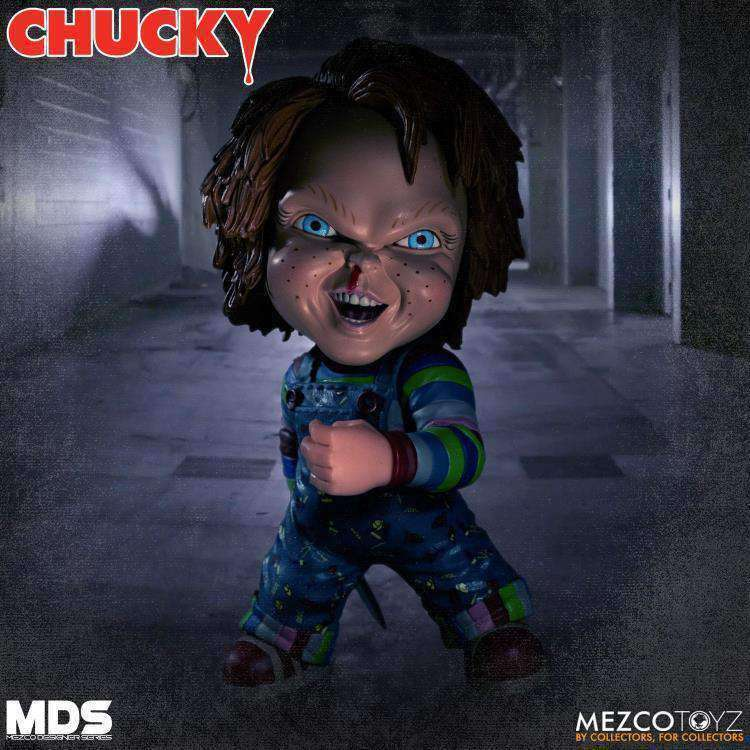 Child's Play Mezco Designer Series Chucky (Deluxe)