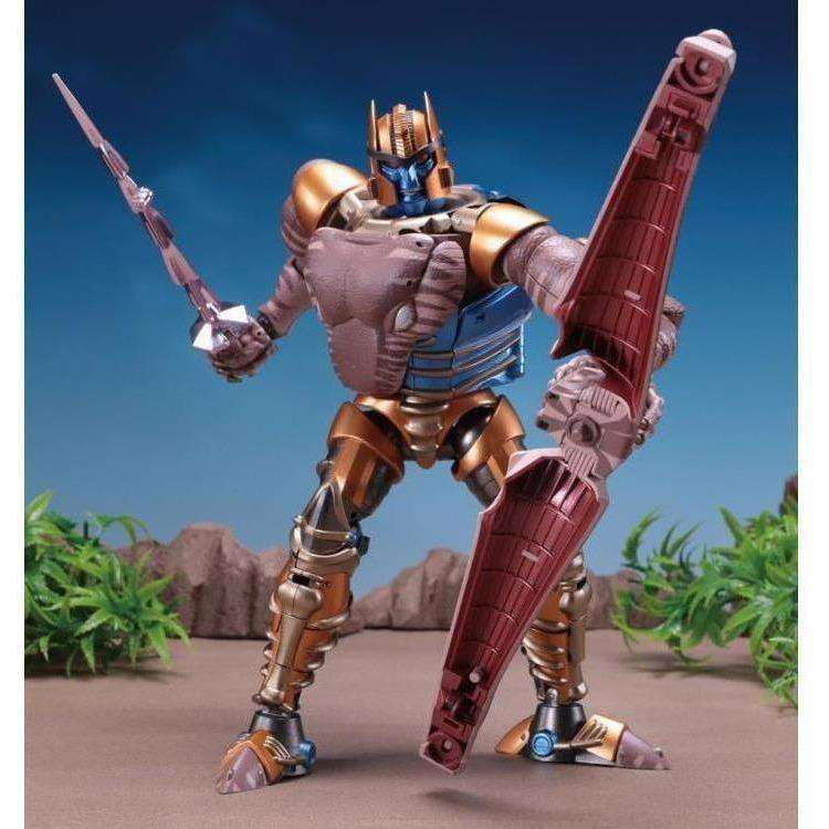 Transformers Masterpiece MP-41 Dinobot - AUGUST 2018