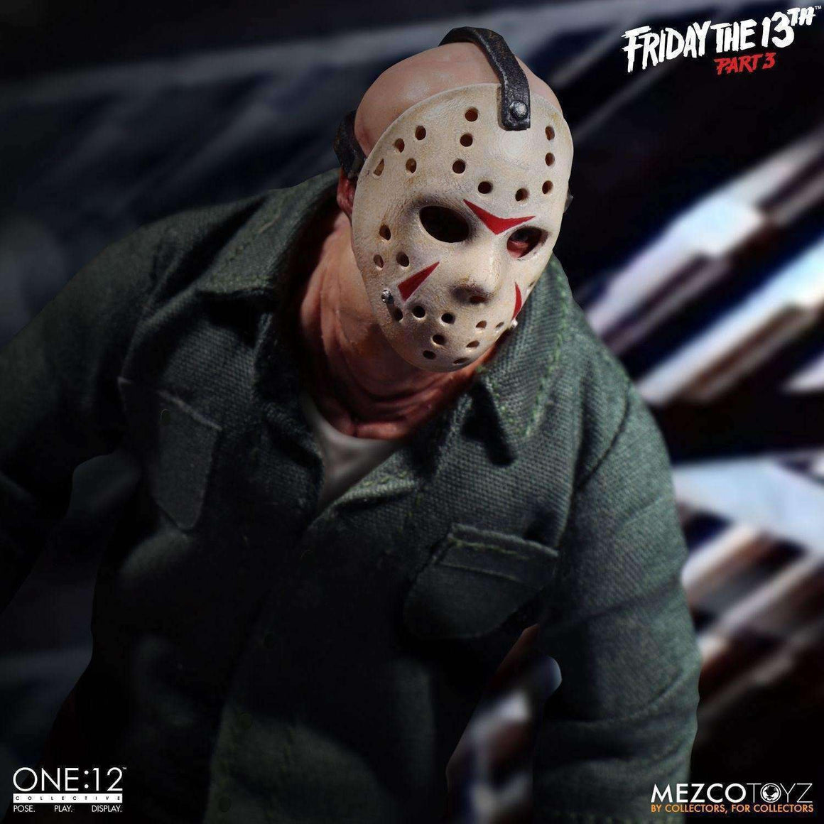 One:12 Collective Jason Voorhees from Friday The 13th Part 3- Q4 2018
