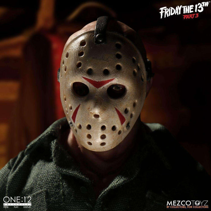 One:12 Collective Jason Voorhees from Friday The 13th Part 3