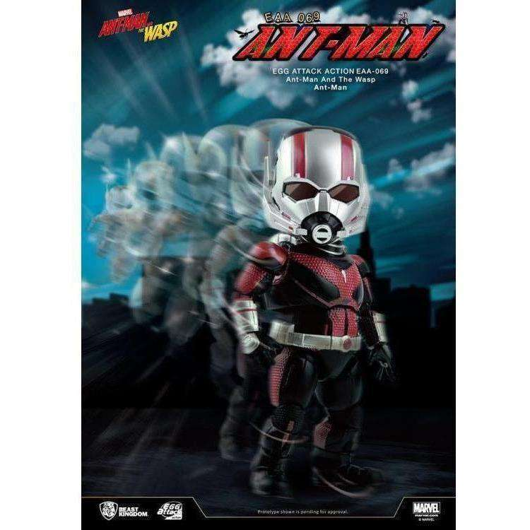 Ant-Man and the Wasp Egg Attack Action EAA-069 Ant-Man PX Previews Exclusive - December 2018