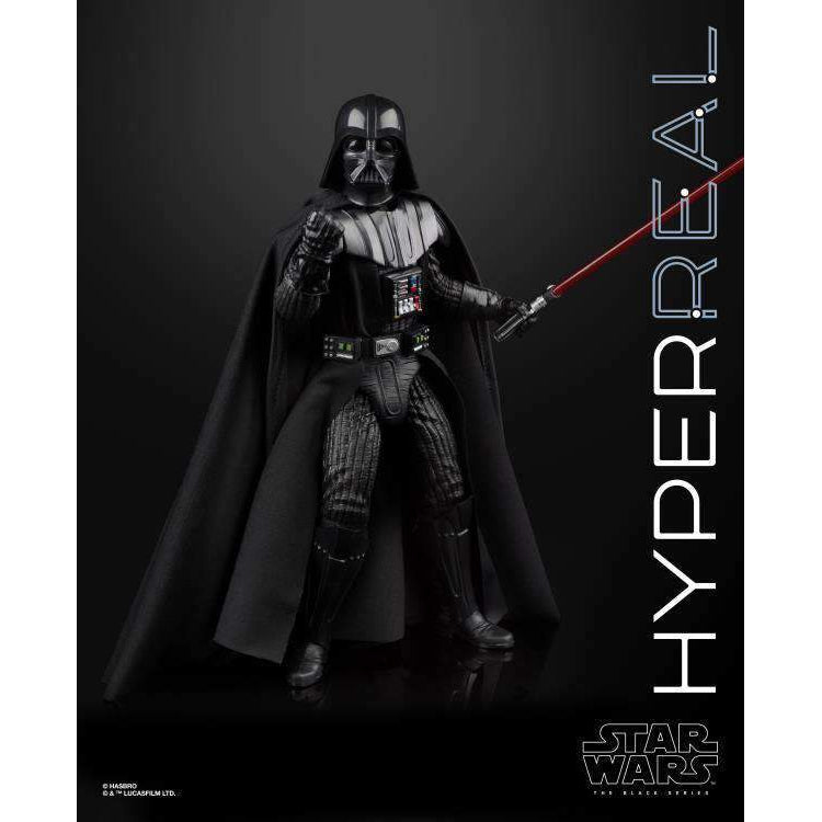 Star Wars: The Black Series Hyperreal Darth Vader (Empire Strikes Back) - Q3 2019