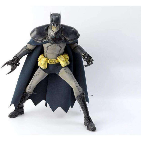 DC Steel Age Steel Detective Batman 1/6th Scale Collectible Figure - AUGUST 2018