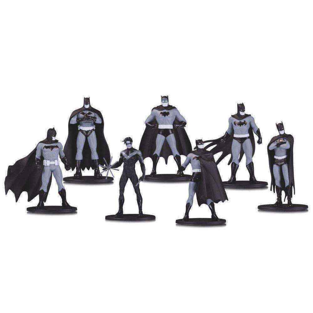 Batman Black and White Mini Figure Box Set #1 - MAY 2019
