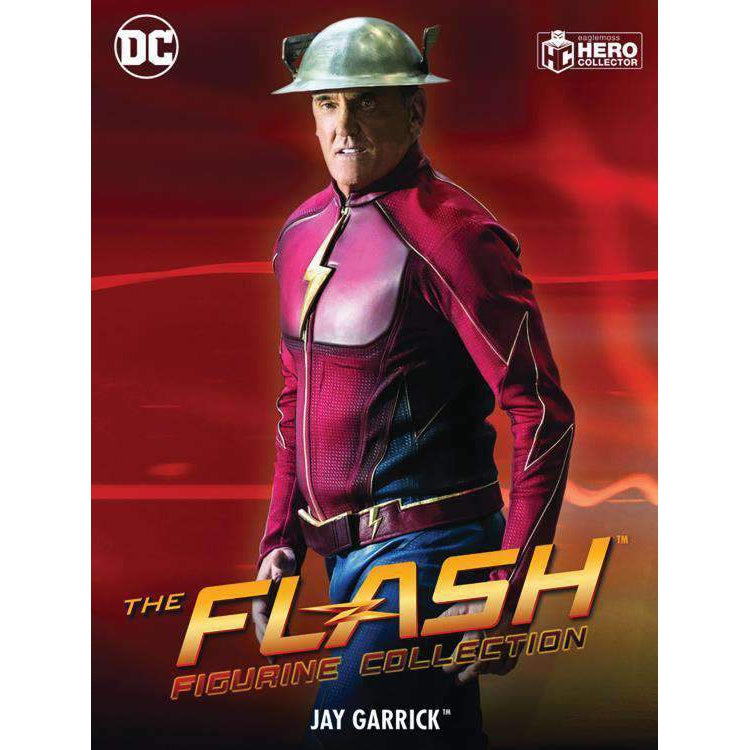 The Flash (TV Series) Figurine Collection #3 Jay Garrick - SEPTEMBER 2019