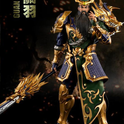 Honor of Kings Guan Yu 1/12 Scale Collectible Figure