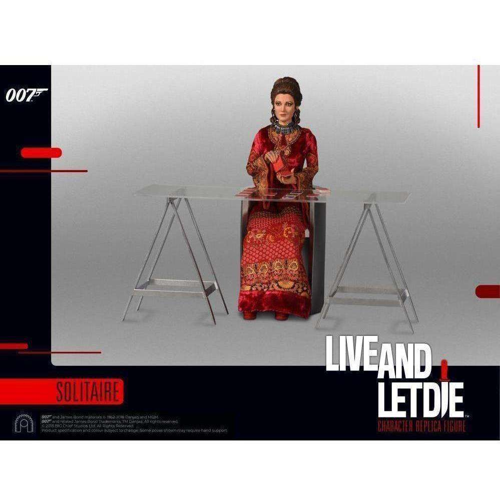 Live and Let Die Solitaire (Red Maxi Dress) 1/6 Scale Figure - JUNE 2019