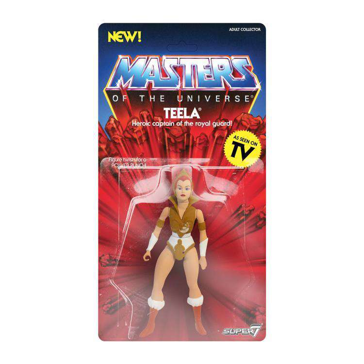 Masters of the Universe Vintage Wave 2 - Teela - MAY 2019