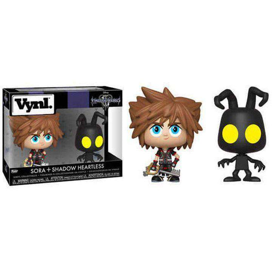 Kingdom Hearts III Vynl. Sora + Shadow Heartless - Q1 2019