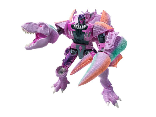 Transformers War for Cybertron Kingdom Leader Megatron (Beast) - JANUARY 2021