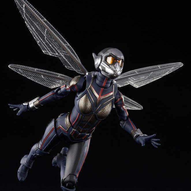 Ant-Man and the Wasp S.H.Figuarts Wasp & Tamashii Stage - FEBRUARY 2019
