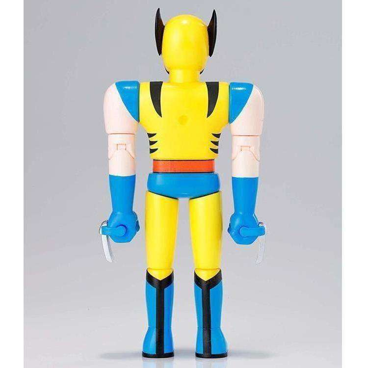 Marvel Chogokin Heroes Wolverine - MAY 2019