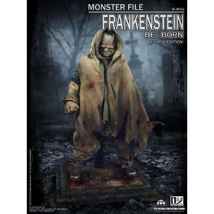 Monster File No.06 Frankenstein (Hidden Edition) Be Born 1/6 Scale Figure - Q1 2019
