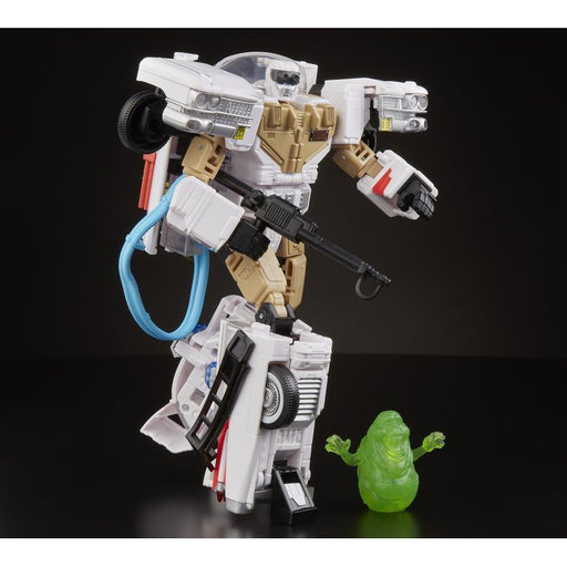 Transformers + Ghostbusters Ectotron Ecto-1 - Q1 2020
